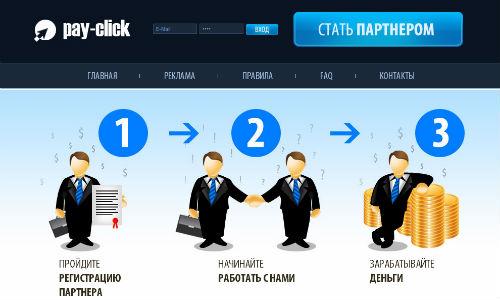 Реклама pay click